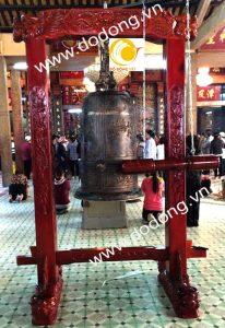 Phân loại và nguồn gốc của chuông chùa